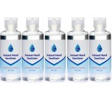 Hand Sanitizer Gel Buy 4 100ml bottles Get 1 FREE kills 99.99% of Known Germs.