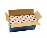 Till rolls 76 x 76mm 3 ply A grade W/P/Y (box of 20)