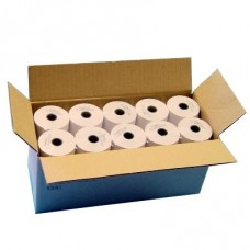 Self-Contained Paper Rolls 1 ply 57x54mm (Box of 20)