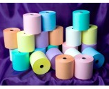 76 x 76mm Wet Strength Laundry Rolls (Yellow)