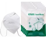 4 Layer FFP2 KN95 Respirator Face Masks. (Pack of 5) BUY 4 PACKS GET 1 FREE