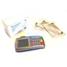 Credit card terminal cleaning cards (Pack of 10)